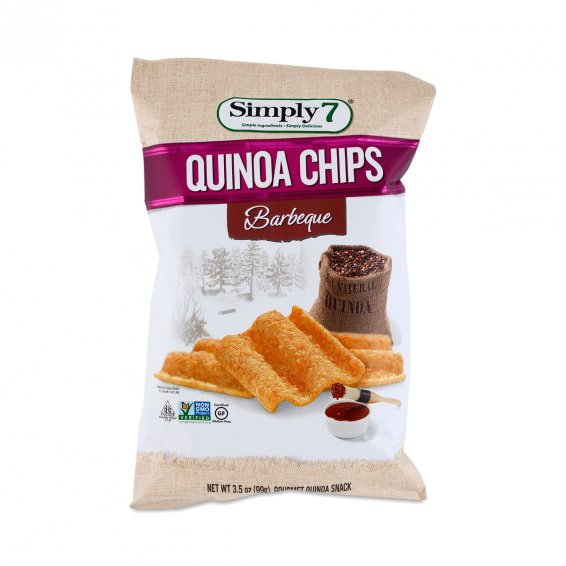 Love My Quinoa BBQ Chips