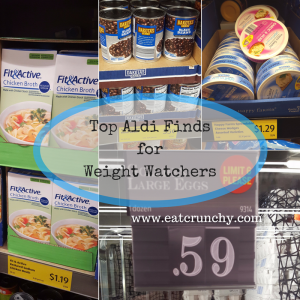 Top Aldi Finds for Weight Watchers