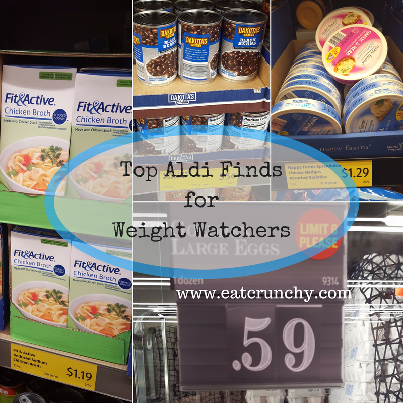 WW on an Aldi Budget – Top 10 Finds