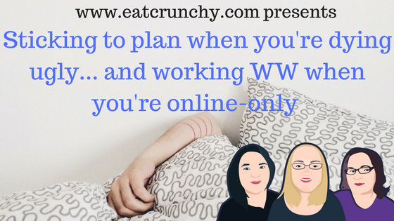#7 – WW When Sick; Online-Only Supports (Podcast)