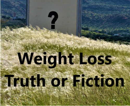 #21 – Weight Loss Truth or Fiction and other random topics. (Podcast)