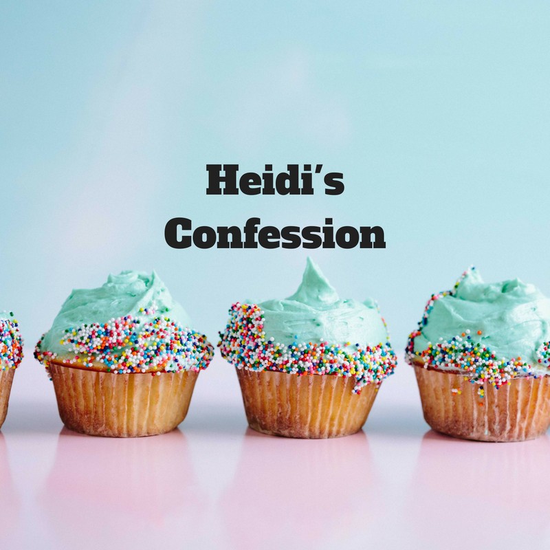 #27 – Heidi's Late Night Confession (Podcast)