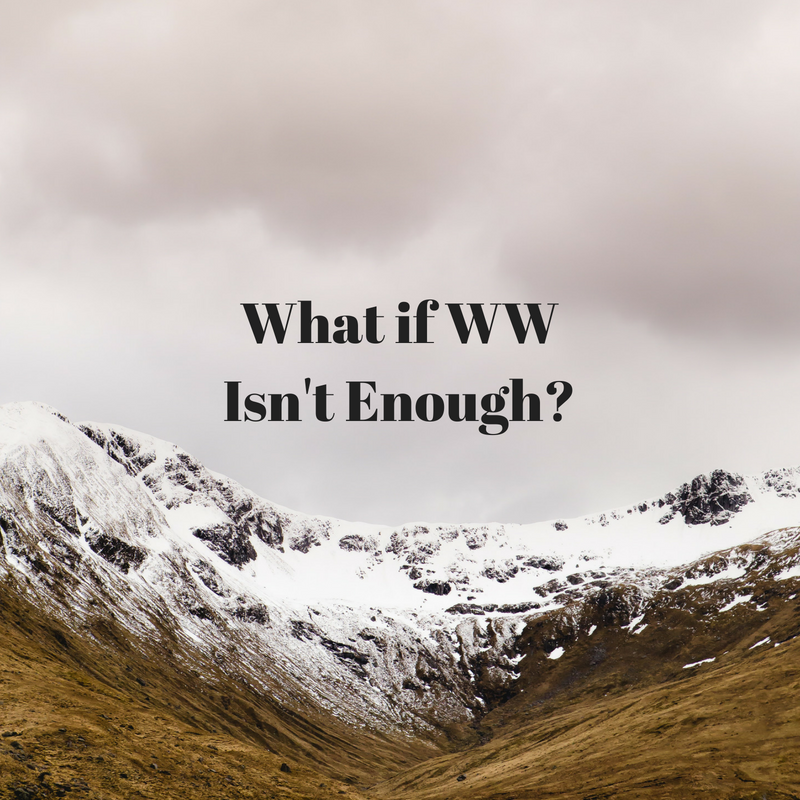 #30 – What if WW Isn't Enough? (Podcast)