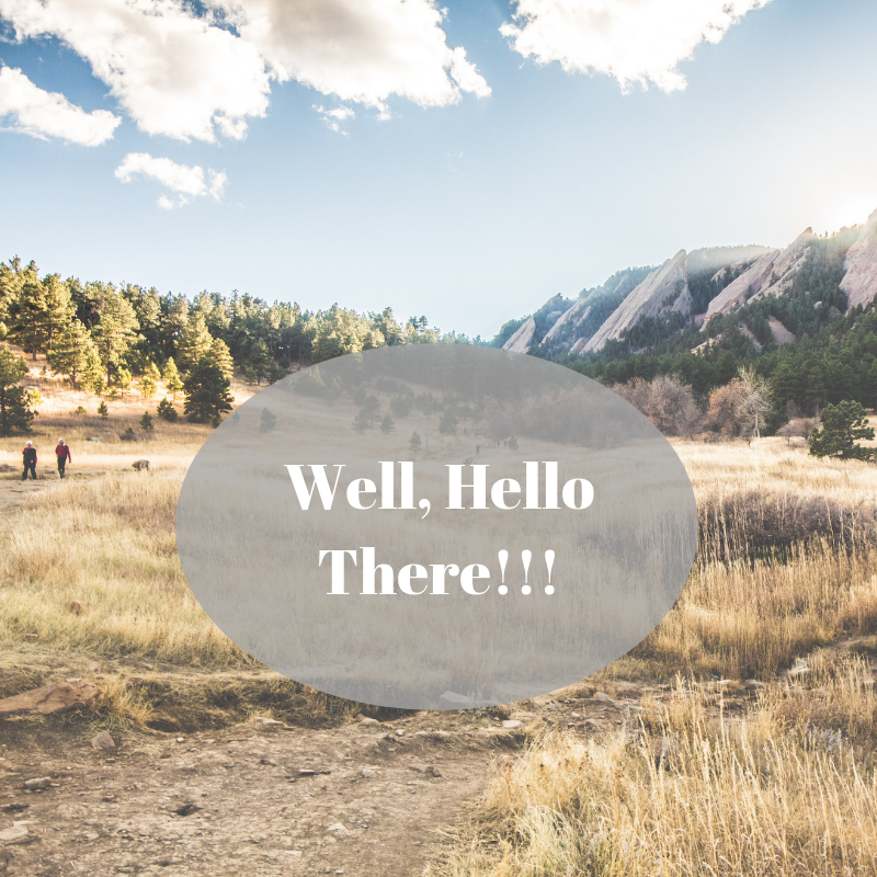 #34 – Well, Hello There! (Podcast)